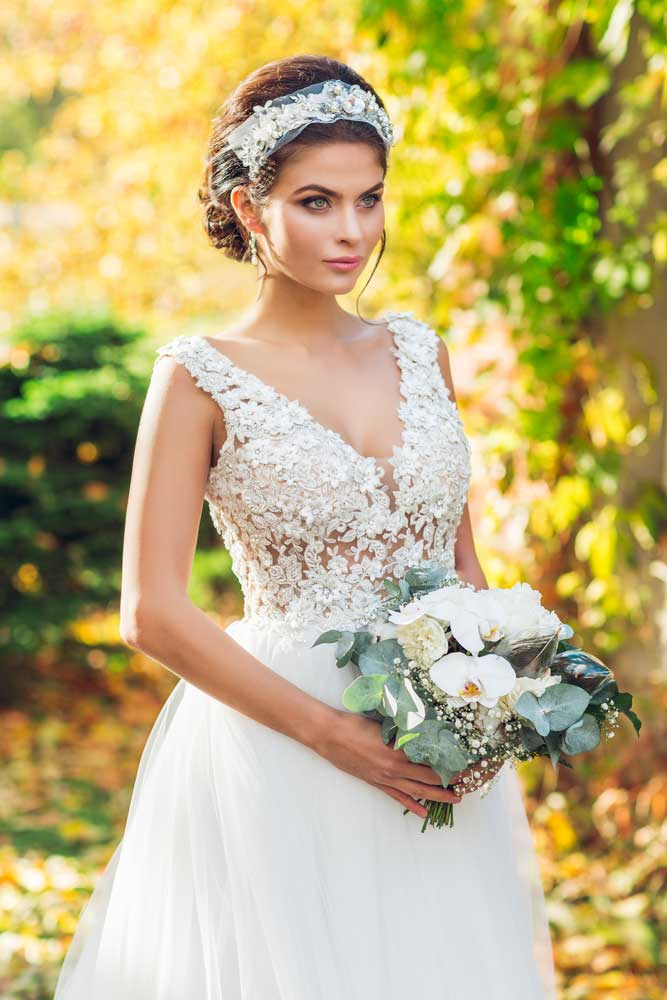 Get Exclusive Ideas To Design Your Own Wedding Dress