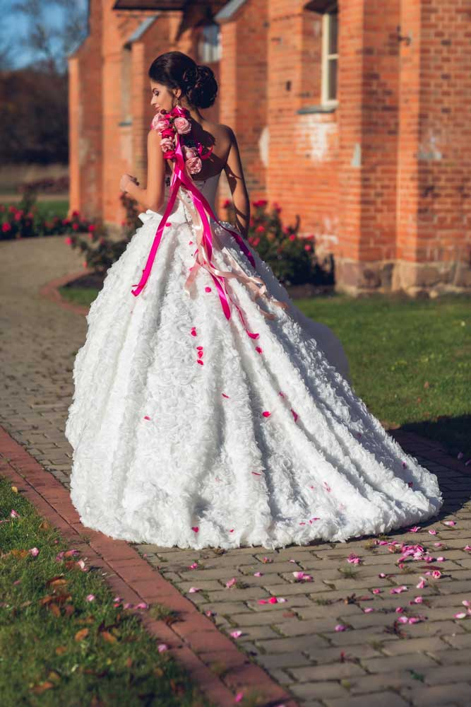 Get exclusive ideas to design your own wedding dress for Make your own wedding dresses