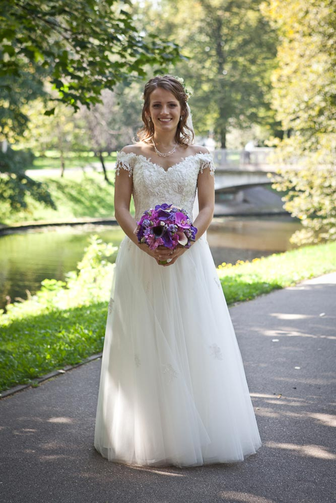 Wedding Dress Sweetheart Neckline