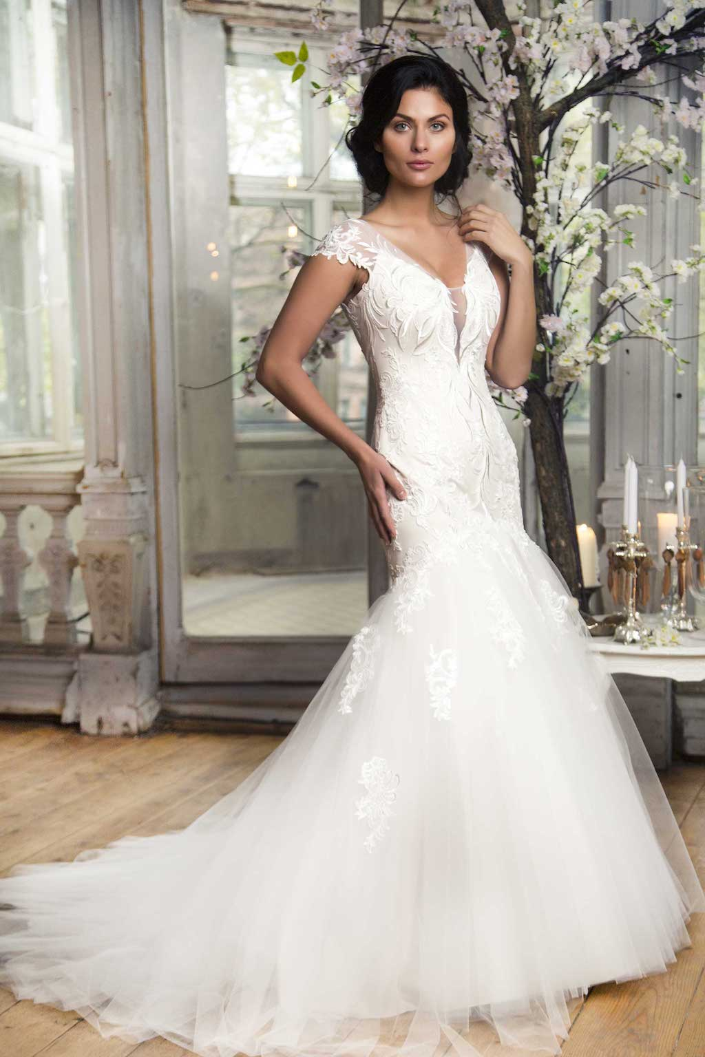 Wedding Dresses in London Made to Allure & Stand Out
