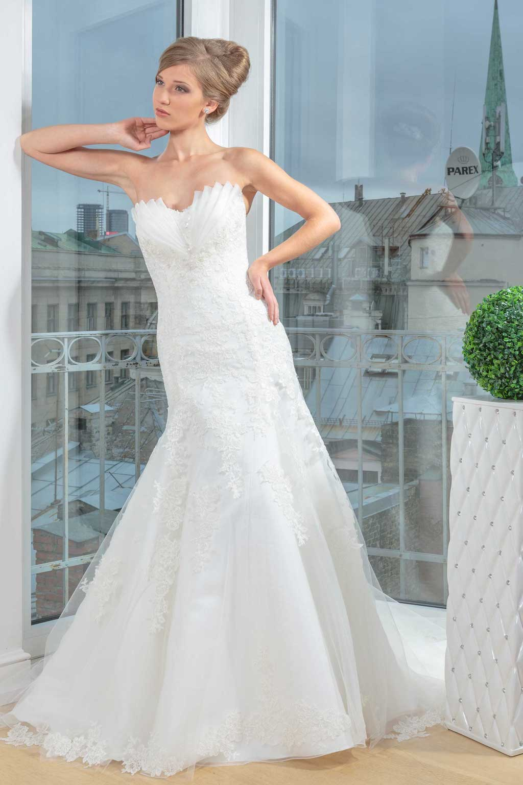 Wedding dress Tia | Ingrida Bridal