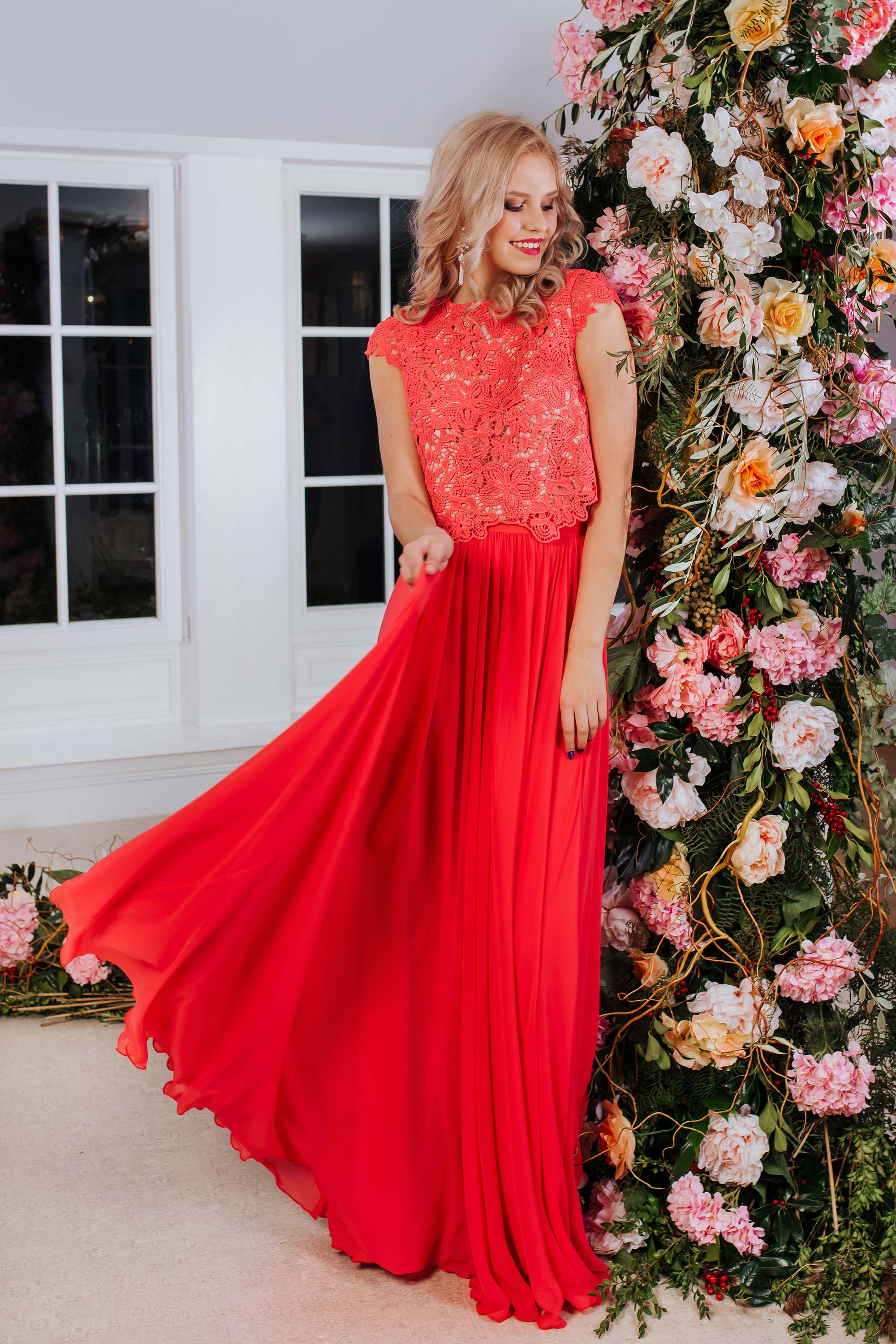 Evening Gowns in London for Your Most Special Moments