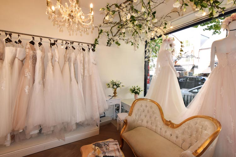 Wedding shop London
