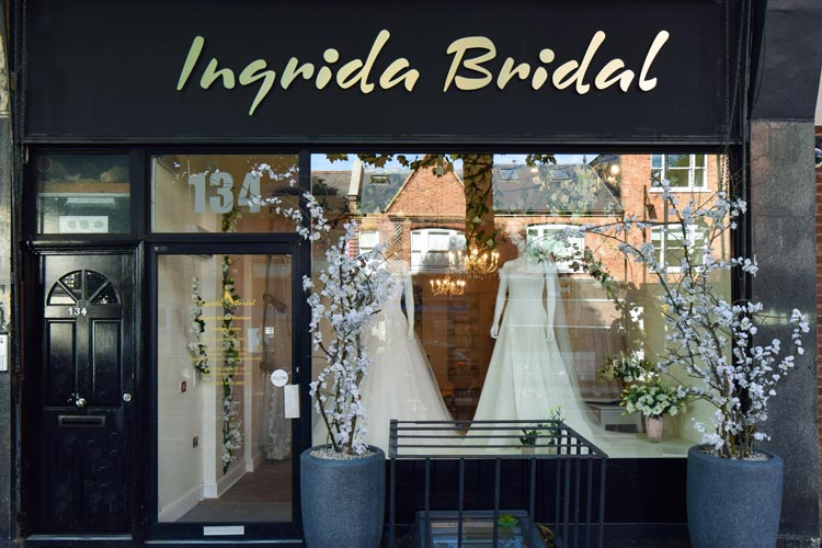 Wedding shop Fulham