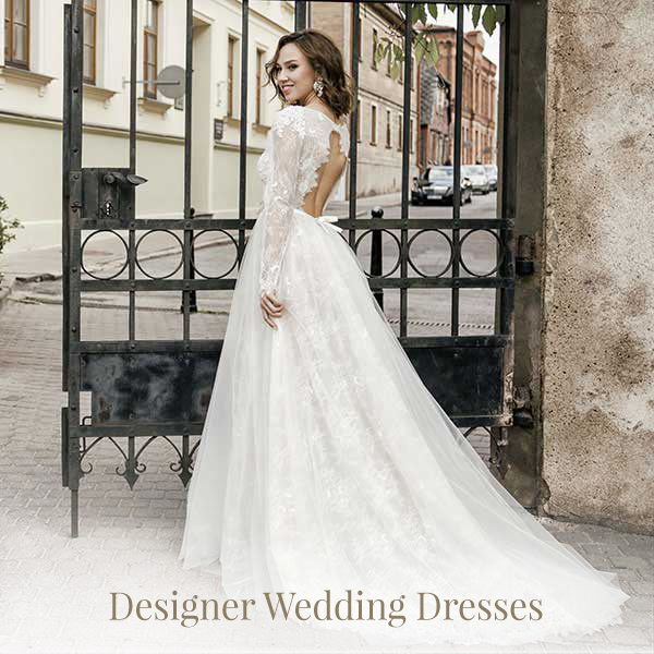 Shop Wedding Gowns: Wedding Dress Shop London: Quality Designer Collections
