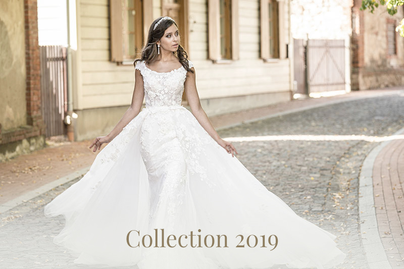 Wedding dress collection 2019 Ingrida Bridal London