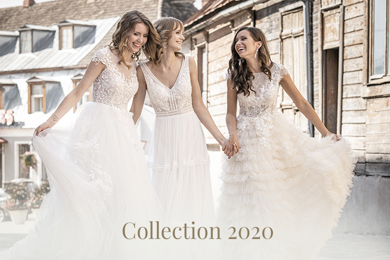Wedding dress collection 2020 Ingrida Bridal London