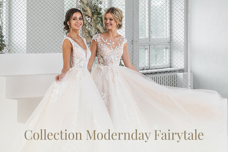 wedding dress collection Modernday Fairytale